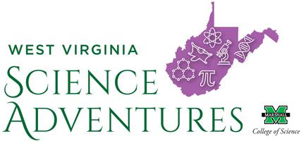 West Virginia Science Adventures Logo