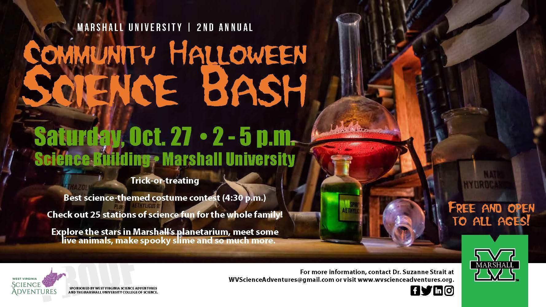 Science Blitz Day – West Virginia Science Adventures